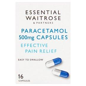 Essential Paracetamol Capsules