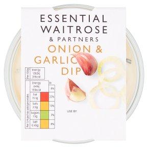Essential Onion & Garlic Dip