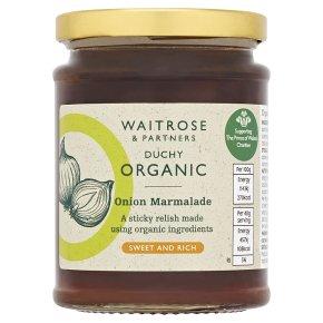 Duchy Organic Onion Marmalade
