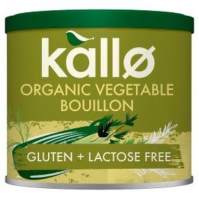 Kallo vegetable stock powder