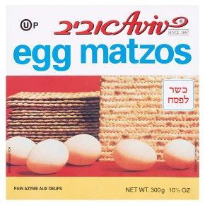 Aviv Egg Matzos