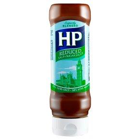 HP Sauce Reduced Salt & Sugar