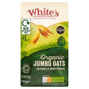 White's Organic Jumbo Oats