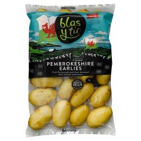 Blas y Tir Baby Potatoes