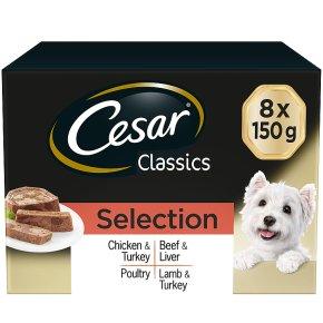 Cesar Classics Mixed Selection