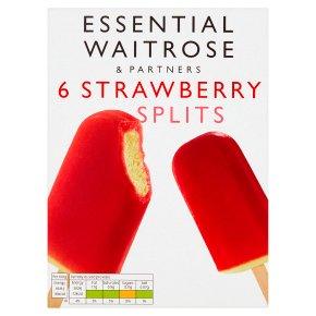 Essential Strawberry Splits