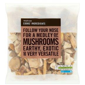 Cooks' Ingredients Medley of Mushrooms