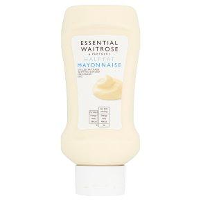 Essential Half Fat Mayonnaise