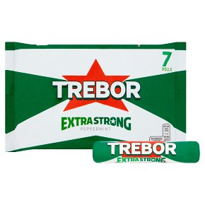 Trebor extra strong peppermint 7s