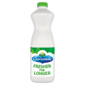 Cravendale Fresh Filtered Semi-Skimmed Milk