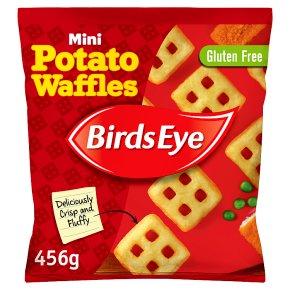 Birds Eye Mini Potato Waffles