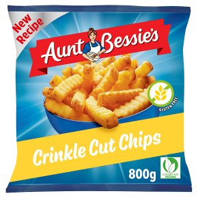 Aunt Bessie's Crinkle Cut Chips