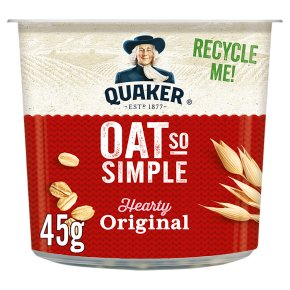 Quaker Oat So Simple Original Pot