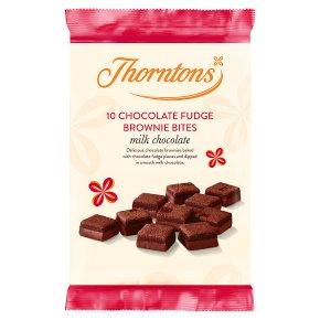 Thorntons Mini Chocolate Fudge Brownies