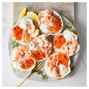 6 Seafood Shells