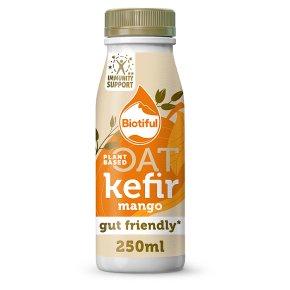 Biotiful Dairy Plant Based Oat Kefir Mango