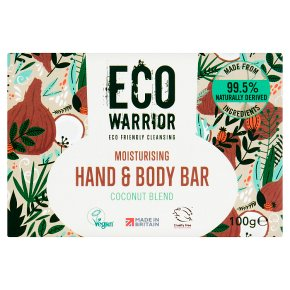 Eco Warrior Hand & Body Bar
