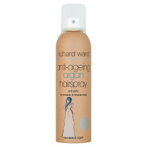 Richard Ward argan hairspray