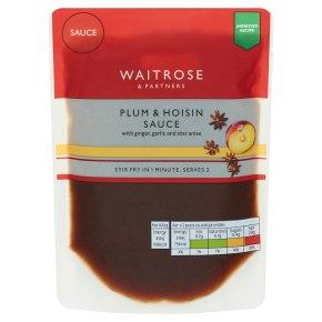 Waitrose Plum & Hoisin Sauce