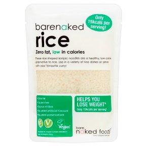 Barenaked Rice