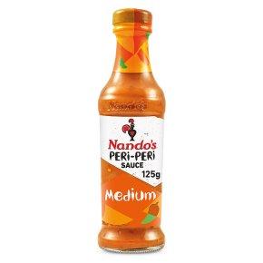 Nando's Medium Peri-Peri Sauce
