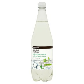 Essential Sugar Free Indian Tonic Water & Lime