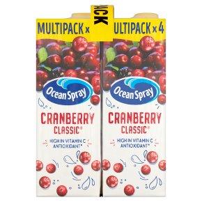 Ocean Spray cranberry classic