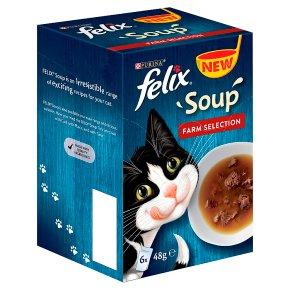 Felix Soup Farm Selection