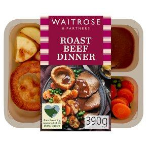 Waitrose Classics Roast Beef Dinner
