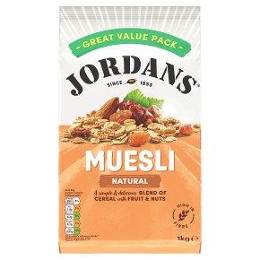 Jordans Natural Muesli