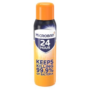 Microban CitrusScent Disinfectant Spray