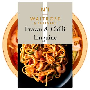 No.1 Chilli Prawn Linguine