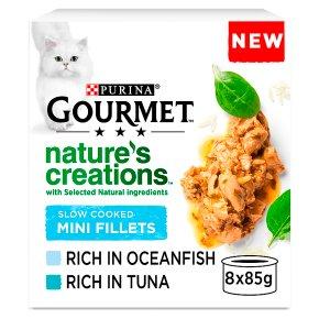 Gourmet Nature's Creations Fish Mini Fillets