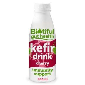 Biotiful Dairy Kefir Drink Morello Cherry