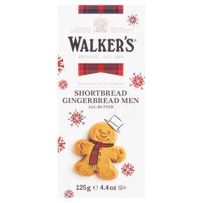 Walkers Shortbread Gingerbread Men