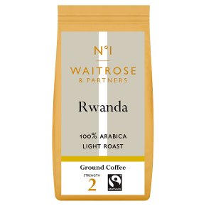 No.1 Rwanda Ground Coffee