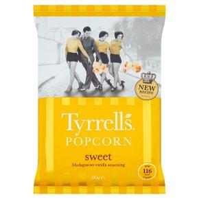 Tyrrells Popcorn Sweet