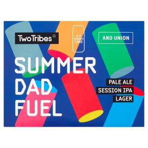 And Union Two Tribes Summer Beer Box