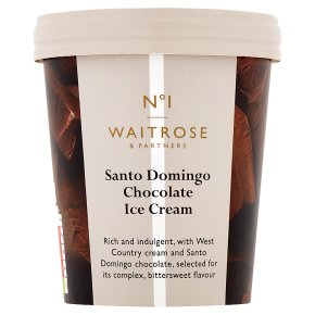 No.1 Santo Domingo Chocolate Ice Cream