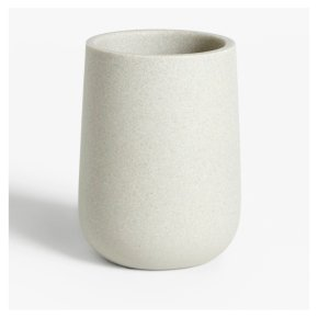 John Lewis Drift Bathroom Tumbler
