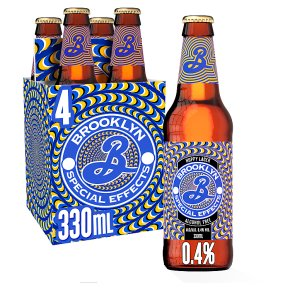 Brooklyn Special Effects Alcohol Free Beer
