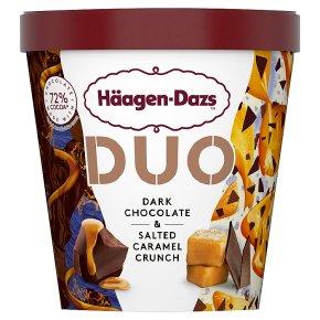 Häagen-Dazs Dark Chocolate & Caramel Crunch