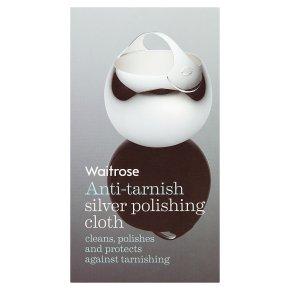 Waitrose silver polishing cloth
