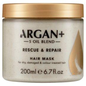 Argan+ Rescue and Repair Hair Mask