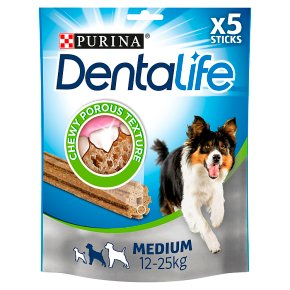 Dentalife Daily Oral Care Medium 12-25kg 5s