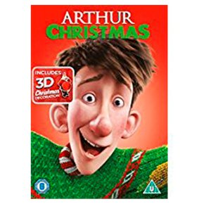 DVD Athur's Christmas