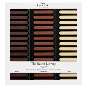 Hotel Chocolat Baton Library Mellow