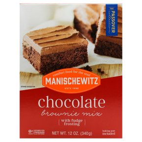 Manischewitz Chocolate Brownie Mix