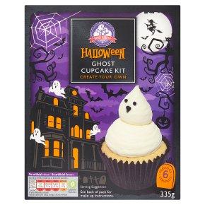 Create A Cake Ghost Cupcake Kit