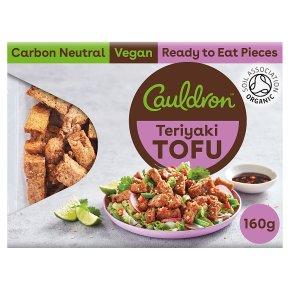 Cauldron Teriyaki Tofu Pieces